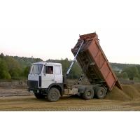 Доставка песка на самосвале 18 тонн известняковый щебень 20-40 цена