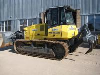 Аренда бульдозера с рыхлителем New Holland D 150